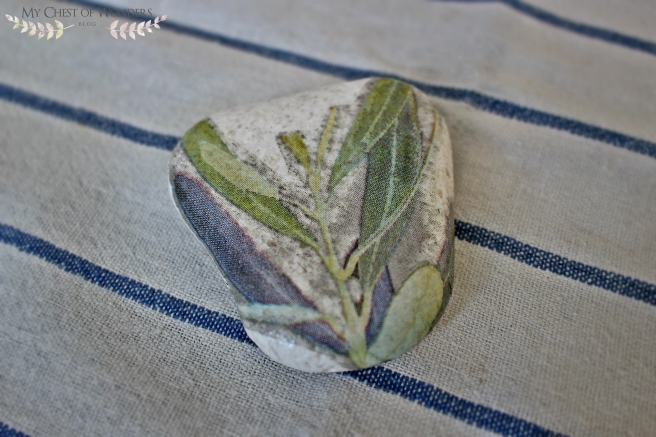 Upcycled Beach Pebbles ready 1