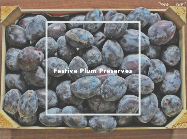 festive plum preserves title