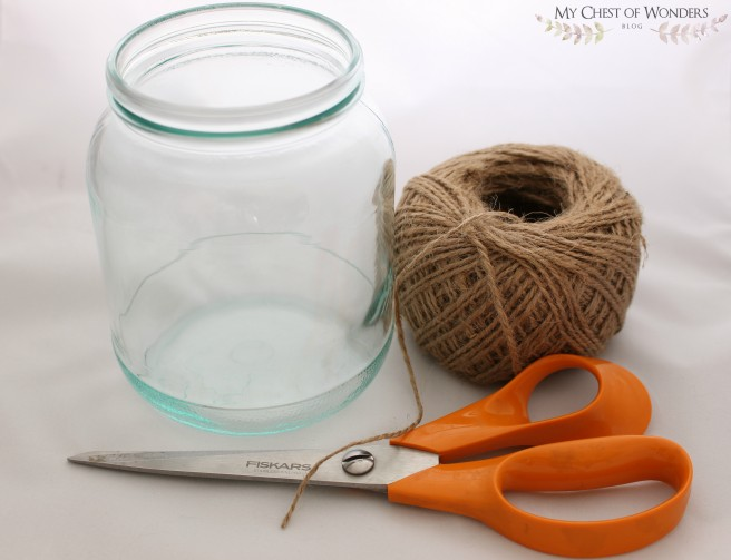 tools for knotted macrame lantern