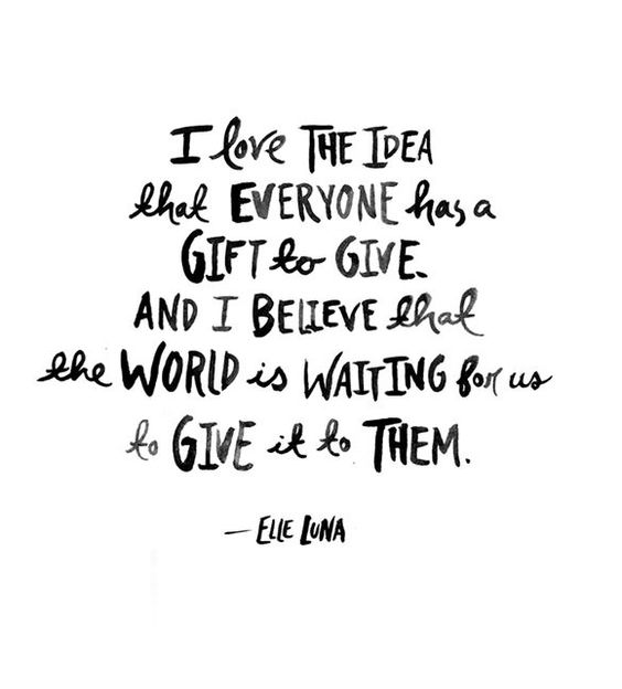 Elle Luna quote