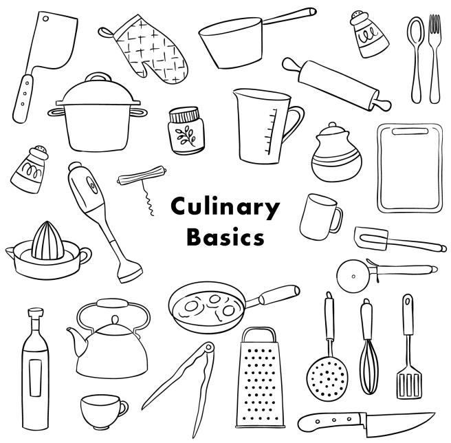 culinary basics title