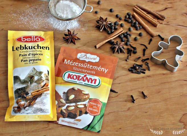 bella kotanyi gingerbread spice mix