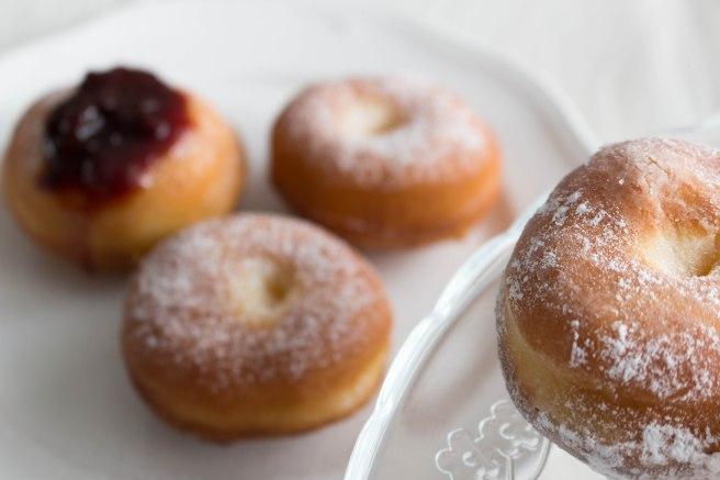 hungarian carnival donuts