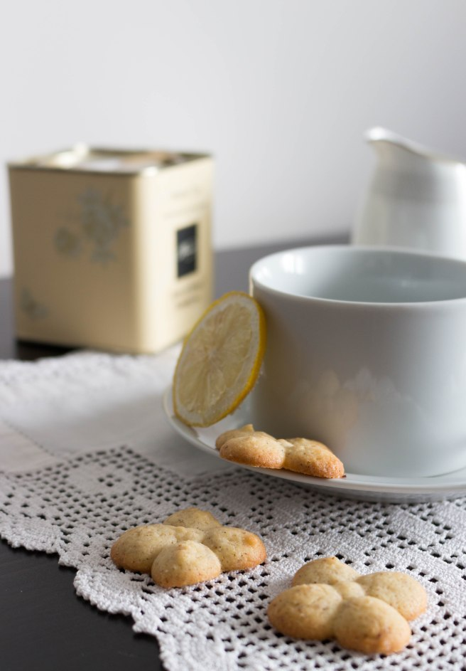 danish vaniljekranse bisuits