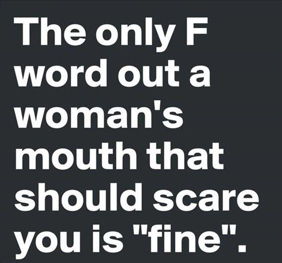 fine funny