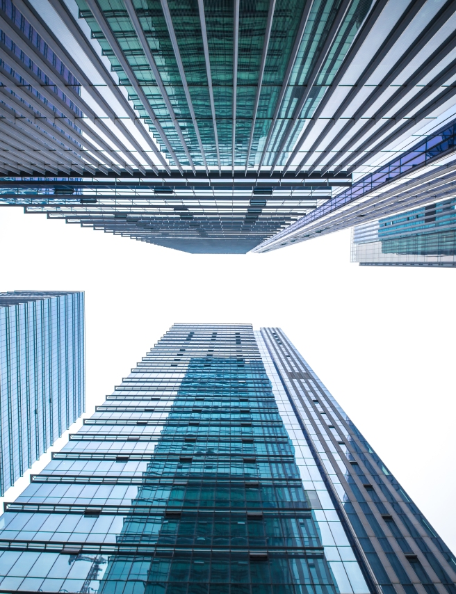 manhattan business buildings