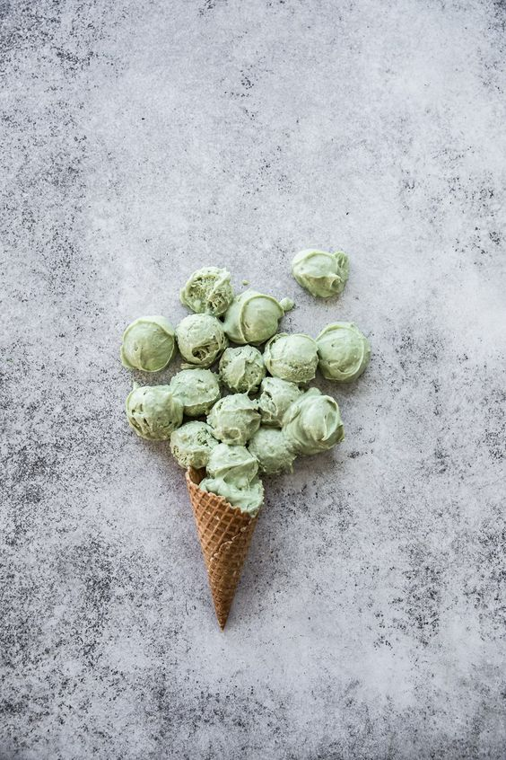 avocado and lime ice cream