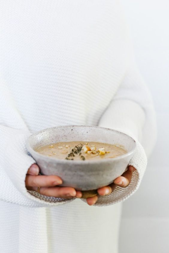 chestnut and fennel soup
