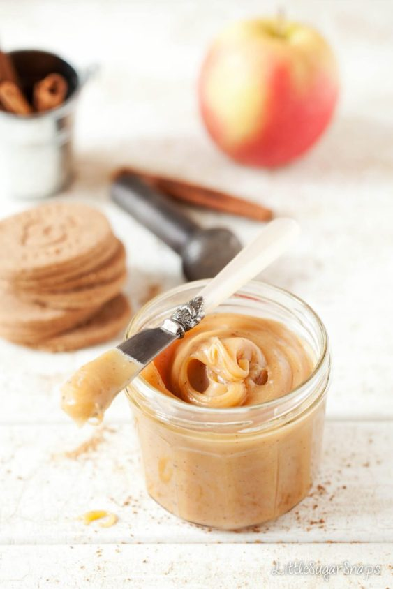 apple cinnamon caramel