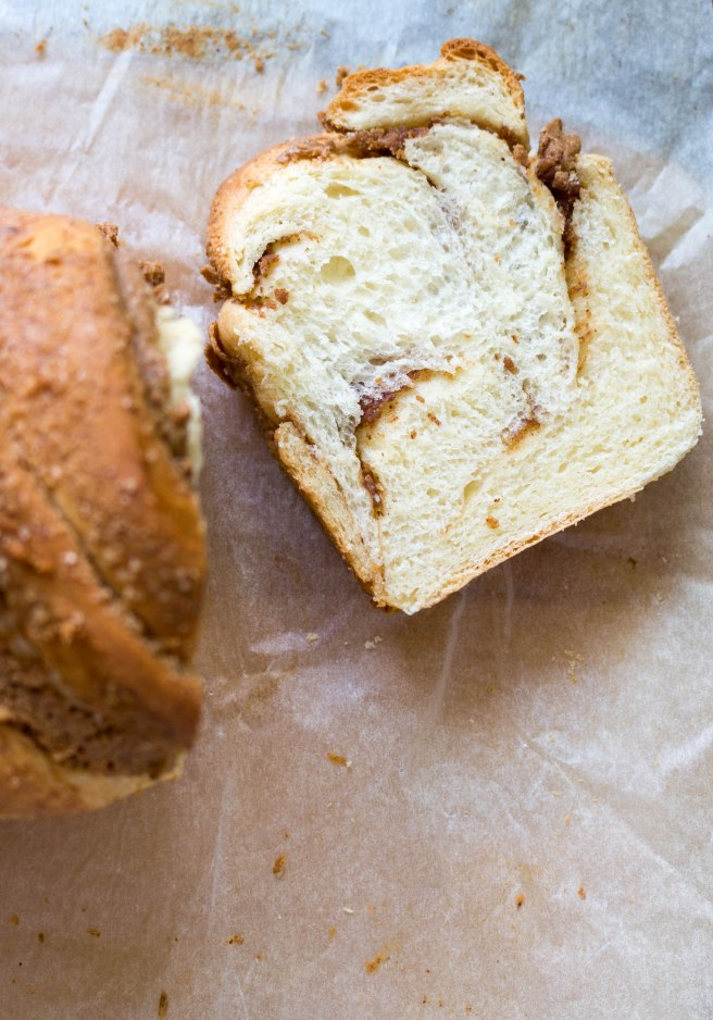 almond butter babka