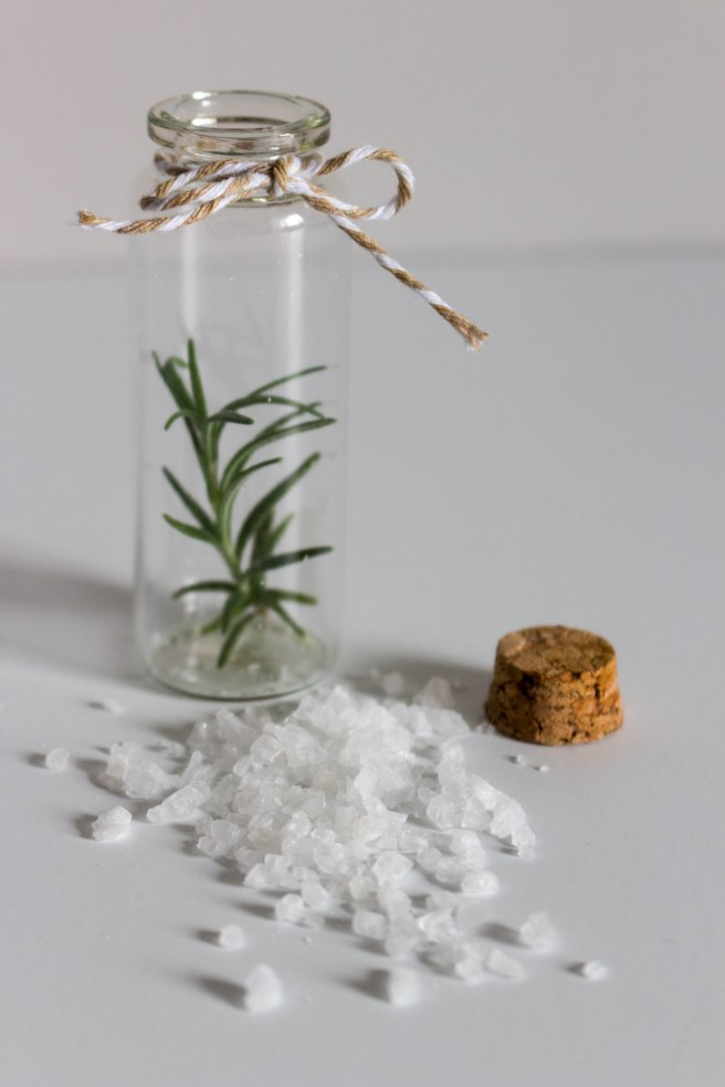 homemade flavored salt