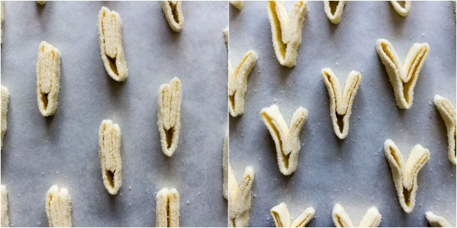 shaping palmiers