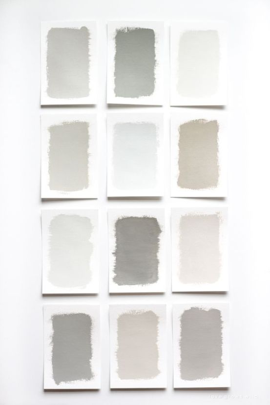 favorite grey paint colors