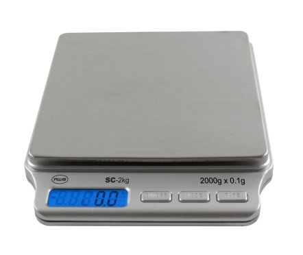 AWS digital kitchen scale