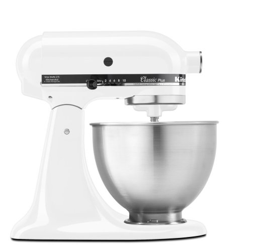 KitchenAid Classic Plus white